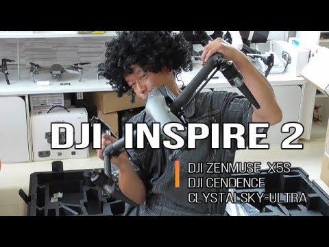 【空のF1!?】総額100万のドローンが時速93kmで空を飛ぶ!DJI  inspire 2!