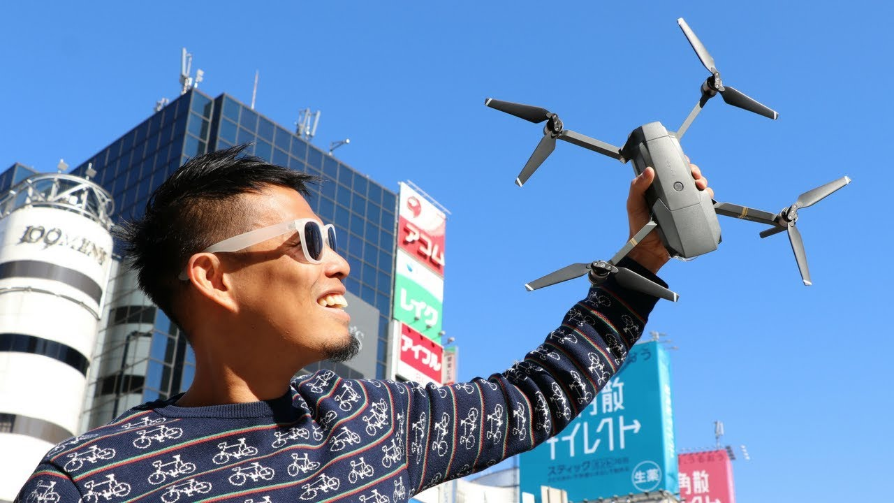 How to LEGALLY fly DRONE in TOKYO Japan and AVOID FINES $4500